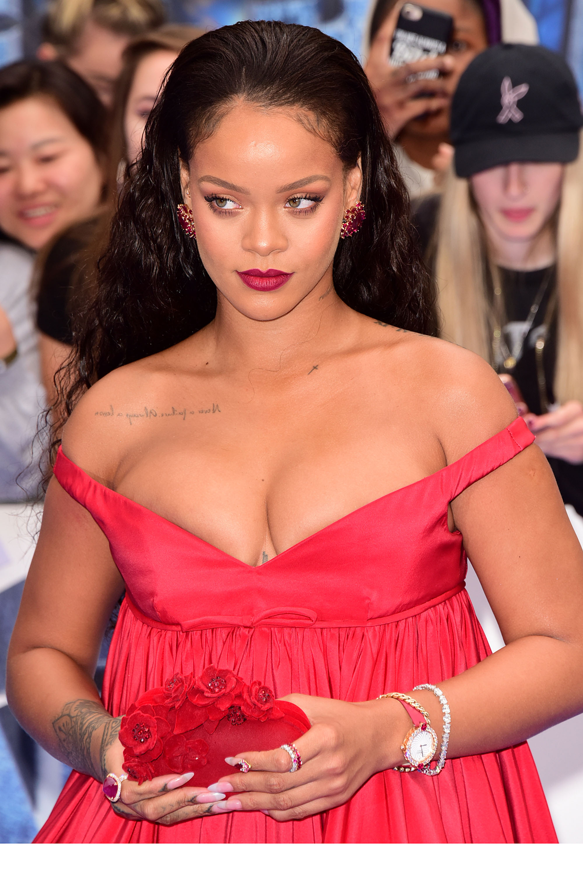"""In news that probably won't shock anyone, fashion's favourite pop star, Rihanna, looks set to release her own line of lingerie.<br> <br> According to <em><a href=""""http://wwd.com/fashion-news/fashion-scoops/source-rihanna-techstyle-lingerie-deal-1202597009/"""" target=""""_blank"""" draggable=""""false"""">Women's Wear Daily</a></em>, the singer has reportedly struck a deal with TechStyle Fashion Group, the company behind Fabletics and ShoeDazle, to create her first-ever underwear line. <br> <br> Rhianna is yet to comment on the news, but according to reports the Barbadian-born star has been chatting to the fashion giant for over a year. <br> <br> TechStyle is known for its technology-focused approach to brand-building and has previously worked with Kate Hudson and Kim Kardashian West.<br> <br> The line will be the latest addition to Riri's fashion and beauty empire. The 30-year-old put her sartorial stamp on Puma in 2016 and launched her own beauty range, Fenty Beauty, in September last year.<br> <br> While we wait to see what the Diamonds singer puts on her own line of smalls, here are ten Rihanna-inspired bras to bring out the bad gal in you.<br>"""