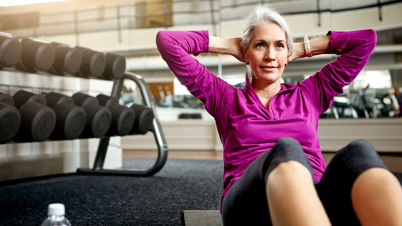 How to Keep Fit in Your 50s recommend