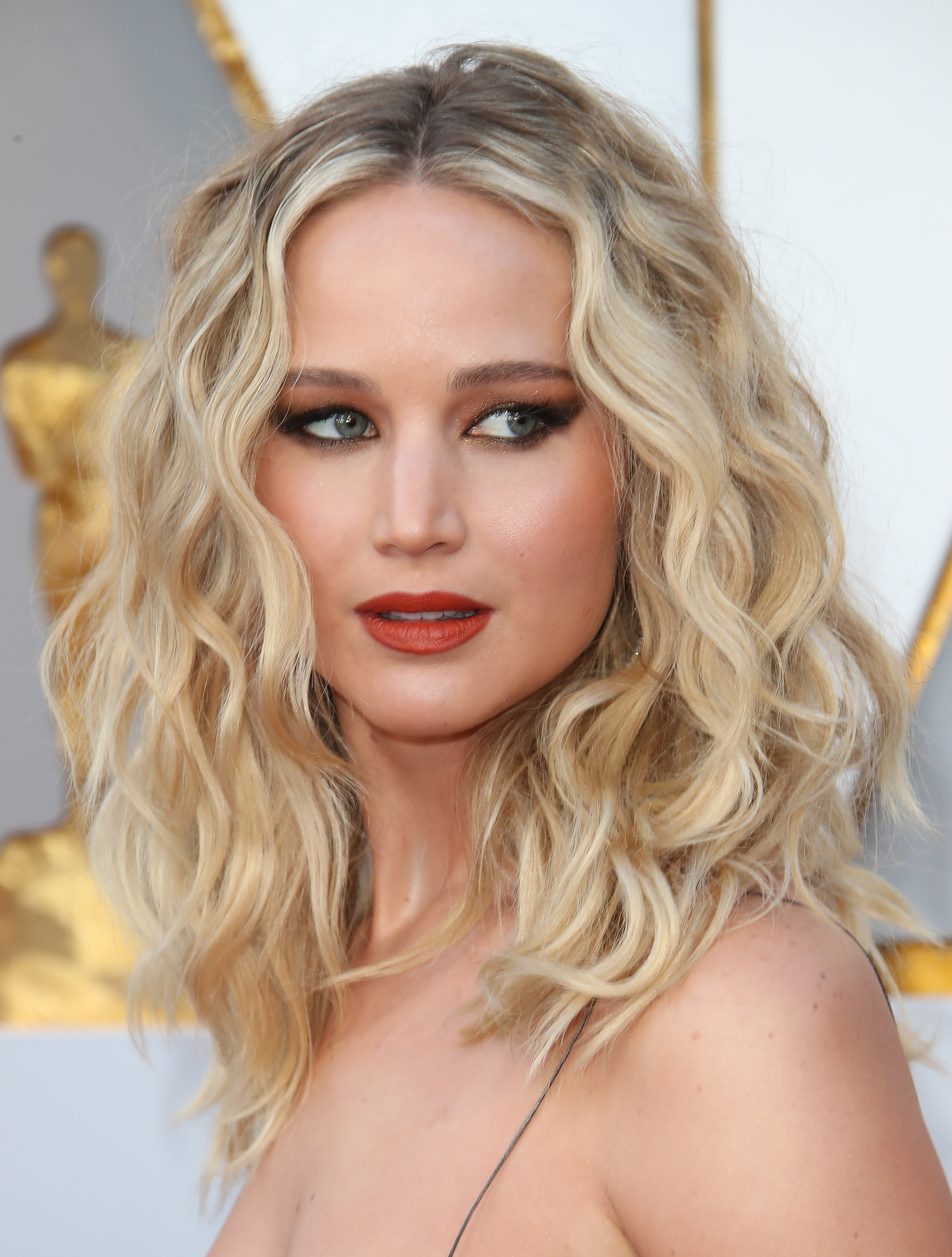 <p>We're not afraid to admit it. We absolutely adore everything about Jennifer Lawrence.</p> <p>Her frank, funny and forthright manner, her incredible acting chops (she's the winner of an Oscar, three Golden Globes and a BAFTA), and of course, her hilarious willingness to speak her mind.</p> <p>But what really causes us to lose our collective s*&t over J-Law is that hair. </p> <p>This actress turns 28 this week and what better way to celebrate her birthday than take a look back at her Oscar-worthy winning hair looks.</p> <p>Call us shallow but we can't get past the fact that the incredible actress has no fear when it comes to both cut and colour. She's willing to try pretty much anything and everything. And we love her for it.</p> <p>Click on through and we're pretty sure you will too. After all, who can resist.</p>