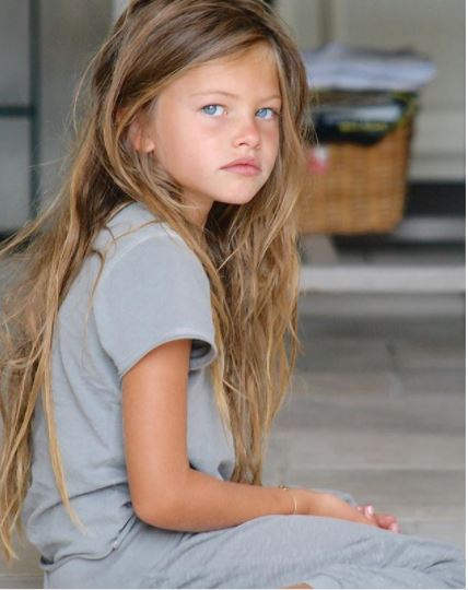 """<p>Since hitting headlines at 10-years-old in a provocative fashion spread for<em> French Vogue</em>, Thylane Blondeau, is almost all grown-up. <br /> <br /> The former child model marked her 17th birthday by sharing a childhood photo with her <a href=""""https://www.instagram.com/p/BhKkS92hHY4/?taken-by=thylaneblondeau"""" target=""""_blank"""" draggable=""""false"""">2 million Instagram followers.</a></p> <p>""""17 !!!!!!"""" Blondeau captioned the post.<br /> <br /> The teenager has been a lightning rod for issues surrounding child models following her controversial <em>Vogue </em>shoot in 2011, which led to her being dubbed """"the most beautiful girl in the world"""" by the French media.<br /> <br /> At the time her mother, Véronika Loubry, spoke out in defence of the shoot.<br /> <br /> """"I understand that this could seem shocking. I admit I was shocked during the photo shoot. But let me be precise: the only thing that shocked me is that the necklace she wore was worth €3 million!"""" <br /> <br /> Unlike some other teens Blondeau won't be signing up to do the local paper route anytime soon. </p> <p>She is currently on the payroll as brand ambassador to cosmetics giant L'Oreal Paris and fashion brand Juicy Couture and has walked for luxury labels such as Michael Kors and Dolce & Gabbana.<br /> <br /> Click through to see all the evolution of the most beautiful girl in the world.</p>"""