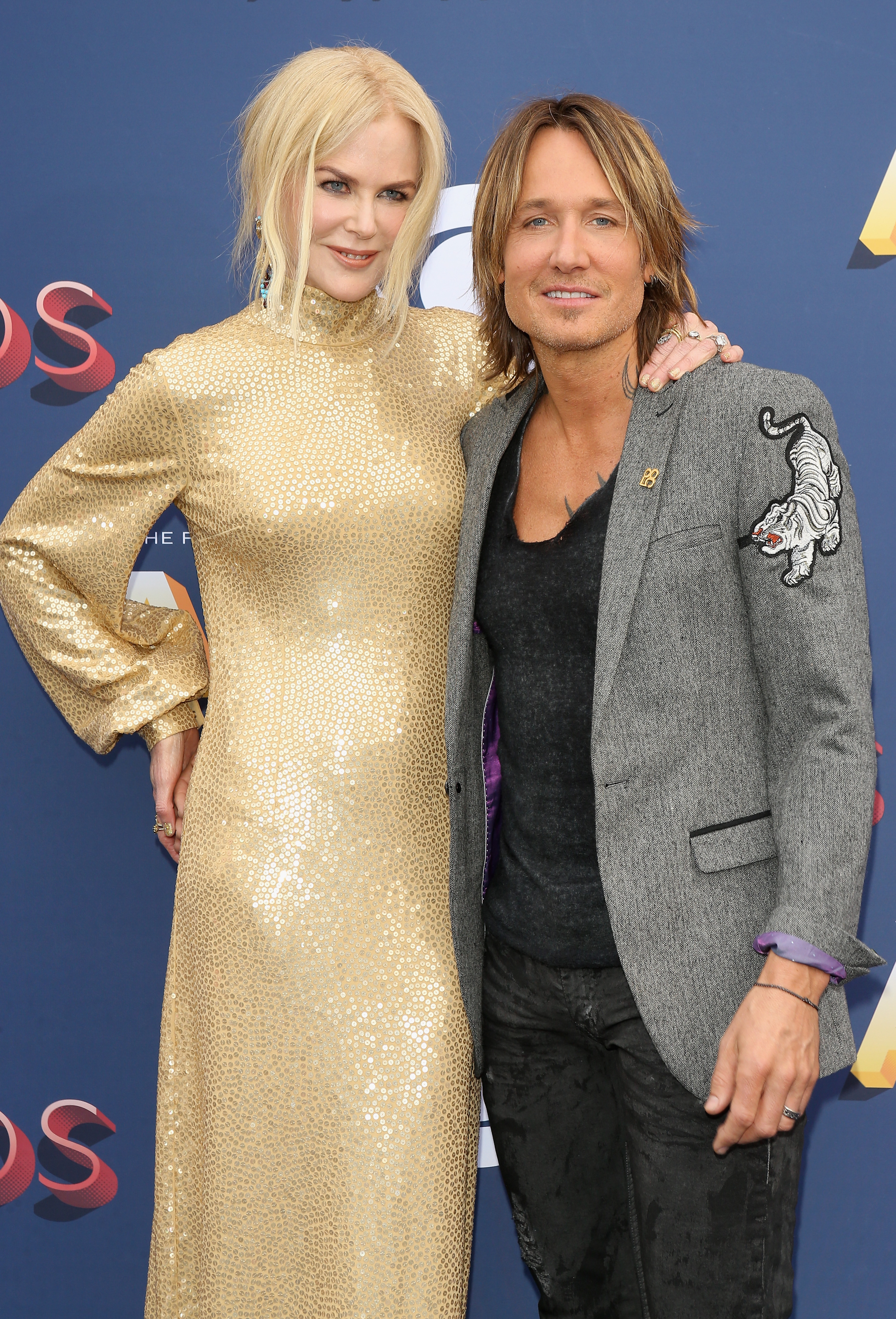 <p>The stars have walked the red carpet for country music's night of nights, the 53rd Country Music Awards, and they didn't disappoint.</p> <p>The A-list of the country music scene pulled out all the stops for the Las Vegas awards night, none more so that Nicole Kidman. </p> <p>The<em> Big Little Lies</em> actress stunned in a gold, backless Michael Kors gown, while singer Gwen Stefani turned heads as Blake Shelton's plus one in a red mini dress paired with thigh-high boots.</p> <p>Take a look at the most talked about looks of the night…</p>