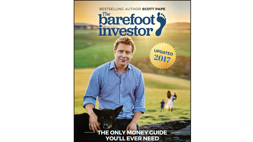 The barefoot investor by scott pape 9honey malvernweather Image collections