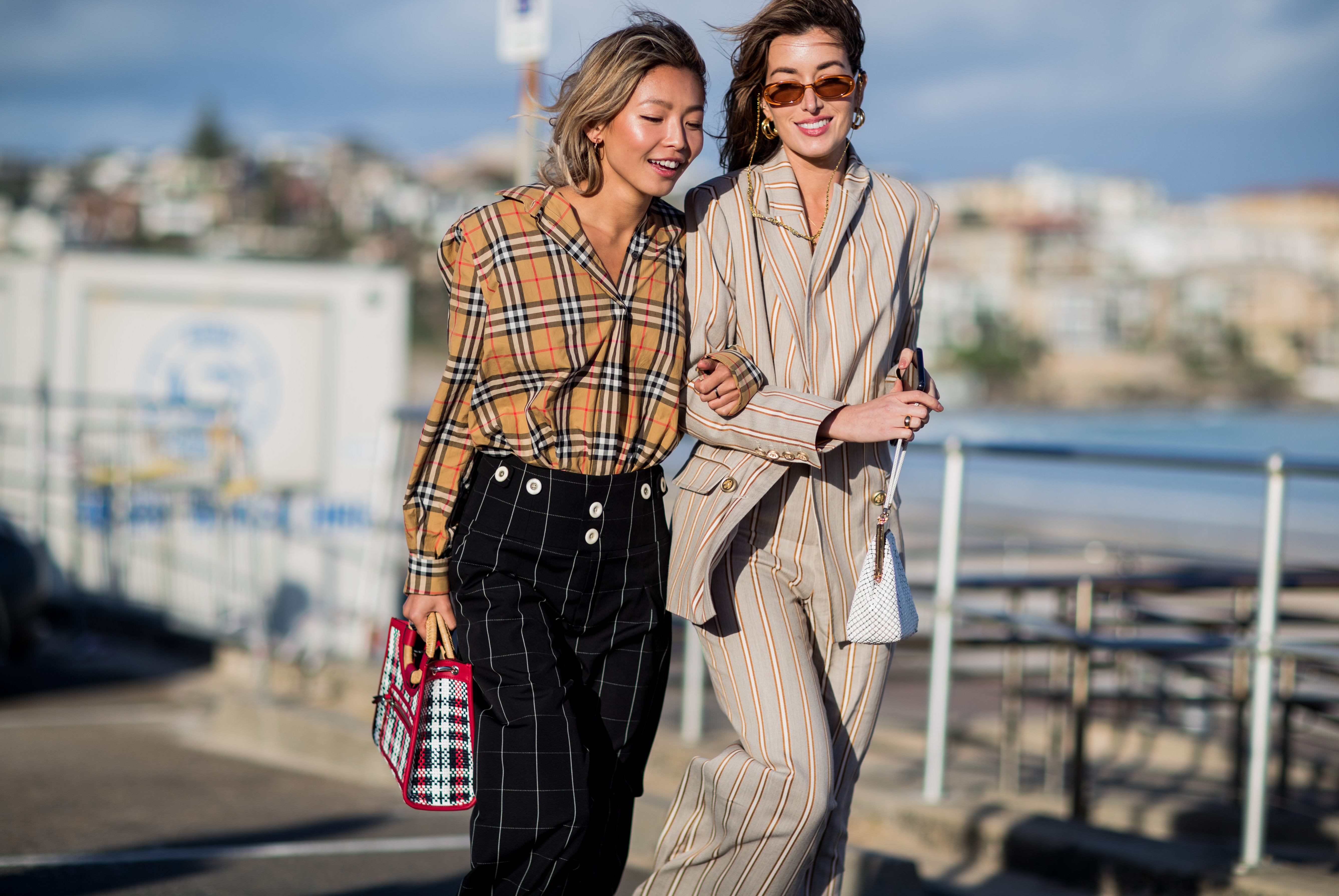"""This year's <a href=""""https://style.nine.com.au/2018/05/18/08/12/fashion-week-2018"""" target=""""_blank"""">Mercedes Benz Fashion Week Australia </a>has been in full force since Camilla & Marc kicked off on Sunday with an A-list crowd and out of this world (literally) Resort'19 collection.<br> <br> Bianca Spender, We are Kindred and Christopher Esber are just some of the other designers who have followed up with equally show-stopping collections over the past week.<br> <br> However, one of the highlights away from the runway is the display of unique and innovative outfits that make up fashion week's highly-coveted street style.<br> <br> And it's not just the catwalk stars and A-listers in the front row that are worthy of sartorial praise.<br> <br> We've sifted through the sidewalk circus performers to find you the key looks worth copying when winter arrives."""