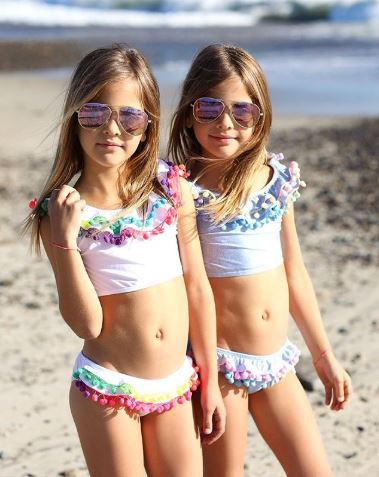 These Twins Are Being Called The Most Beautiful Girls In