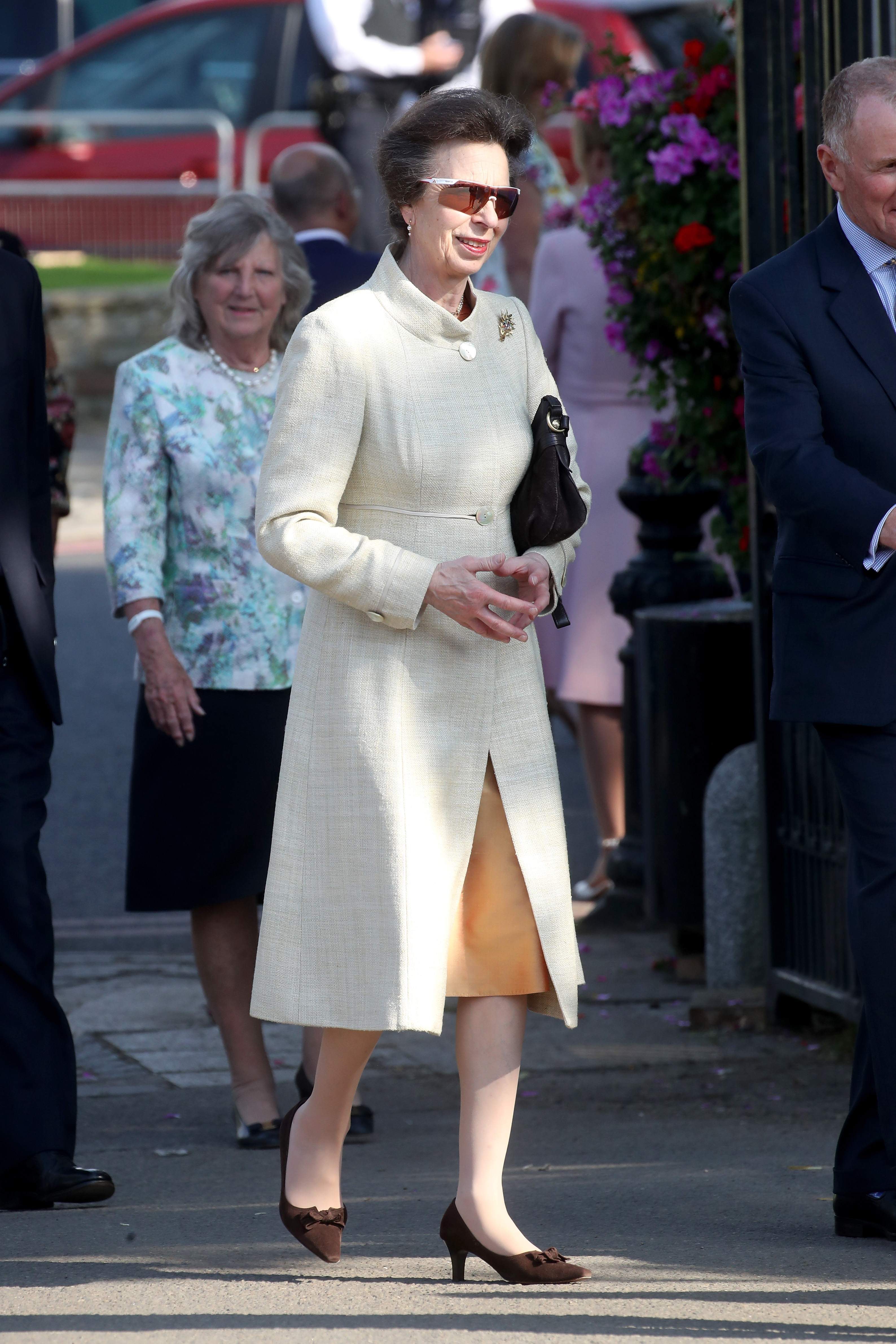 <p>Meghan Markle's Givenchy wedding gown may have taken the world by sartorial storm, but when it came to upping the ante with regal accessories, a different royal family member was turning heads.</p> <p>Princess Anne, the only daughter of The Queen and The Duke of Edinburgh, attended the annual Chelsea Flower show earlier this week with not a tiara or gloves but a pair of sporty Adidas sunglasses, that could easily pass as your run-of-the-mill speed dealers.<br> <br> The glasses gave her cream coat and brown pumps an edgy boost and given that the specs often come with polarised lenses, we are sure the 67-year-old's eyes would be more than protected from the sun.</p> <p>Princess Anne isn't the only one to win in the style stakes this week. Victoria Beckham, Taylor Swift, the cast of<em> Oceans 8</em> and of course the Duchess of Sussex gave us plenty to talk about.</p> <p>Click through to see the most talked about looks of the week.</p>