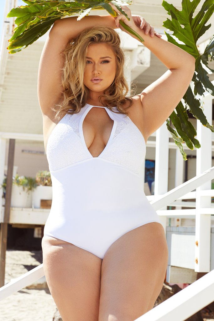 """Diversity is the fashion industry's favourite buzzword at the moment, with designers sending models that challenge notions of age, gender and size down the runway, but plus-size model, Hunter McGrady, is on a mission to bring diversity even further: to the beach.<br> <br> The former <em>Sports Illustrated</em> covergirl -- the curviest model to ever be featured in the magazine at size 16 -- has designed a swimwear range that caters to women sizes 14-20.<br> <br> The Hunter McGrady X Playful Promises collection is a collaboration with London-based swim brand, Playful Promises.<br> <br> """"I wasn't seeing swimsuits that really encompasses every woman. This collection is fun, sexy, playful, and beautiful, something for everyone,"""" McGrady told <em><a href=""""http://www.instyle.com/fashion/hunter-mcgrady-plus-size-swim-launch"""" target=""""_blank"""">US Instyle.</a></em><br> <br> """"We focused on fit, support, and of course, gorgeous styles!""""<br> <br> McGrady's mission to help women of all shapes and sizes love the skin they're in means it was only natural that she stars in the brand's glamorous campaign, shot by Anastasia Gracia.<br> <br> """"You know, we only feel uncomfortable in swim because society has made us believe that we should be,"""" McGrady added to <em><a href=""""http://www.instyle.com/fashion/hunter-mcgrady-plus-size-swim-launch"""" target=""""_blank"""">Instyle.</a></em><br> <br> """"Others gasp at the sight of a stretch mark or cellulite or a roll but really, when you look around, we all have something. It's time to embrace that and strut your stuff,"""" <br> <br> Although McGrady joins other high-profile models and activists such as Ashley Graham -- who also has her own line of plus-sized swimwear -- in the body-positivity movement, she feels the fashion industry still has a long way to go to towards catering to bodies of all shapes and sizes.<br> <br> """"I think that even more designers need to get on board. There's still not nearly enough exposure of all body types! """"she told the <em><a hr"""