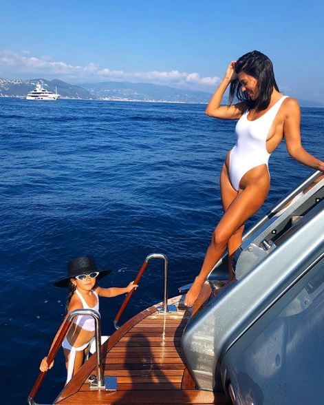 """<p><a href=""""https://style.nine.com.au/2018/06/22/09/56/kourtney-kardashian-underwear/2"""" target=""""_blank"""" title=""""Kourtney Kardashian"""" draggable=""""false"""">Kourtney Kardashian</a> is currently on Italian vacation with her boyfriend Younes Bendjima, three kids, and her extensive one-piece collection.</p> <p>There is one thing all of her swimsuits have in common, and that is they all come with some serious sideboob.</p> <p>The <a href=""""https://style.nine.com.au/2017/10/27/13/42/kourtney-kardashian-pretty-little-thing-fashion-line-has-dropped-sexy-dress"""" target=""""_blank"""" title=""""eldestKardashian"""" draggable=""""false"""">eldest Kardashian</a> sister hasn't been shy in posting images of herself in her swimmers to her 64.7 million Instagram followers while holidaying with a much younger Bendijima.</p> <p> The 39 year-old has been living it up with her beau, 25, as they sailed through the Mediterranean on a luxury yacht, stopping to sightsee at hotspots such as Rome, Positano and the Amalfi Coast before they were joined by Kardashian's three little ones, Mason, 8, Penelope, 6, and Reign, 3.</p> <p> While they've been busy on their trip, the sideboob has been a constant.</p> <p>Click though to see the proof for yourself.</p>"""