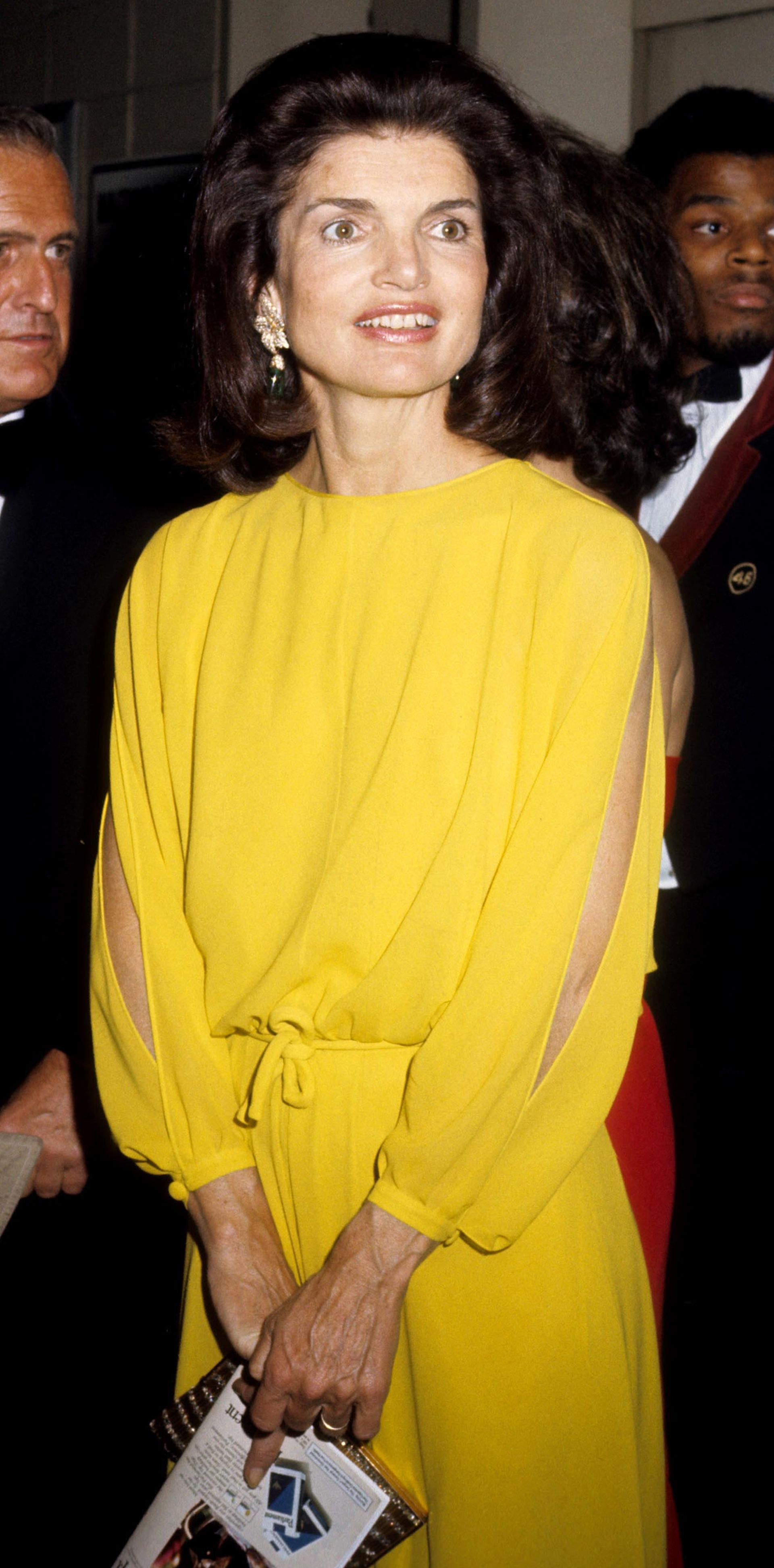 <p>It's been 89 years since Jacqueline Kennedy Onassis was born on the 28th July 1929 in Southampton New York.</p> <p>The former US first lady (from 1961-1963) passed away in May 1994 aged 64 from Non-Hodgkin lymphoma.</p> <p>Despite the lengthy passage in time, the timeless appeal and legendary glamour of one of the most iconic faces of the 20th century still holds true today.</p> <p>From her love affair with European designers such as Valentino, Saint Laurent and Chanel, to her penchant for oversized sunglasses and capri sandals, Jackie O's name still reigns synonymous with classic style and grace.<br /> <br /> In honour of the late style icon we look at how we can channel some of her best  looks in 2018.</p> <p>Click through to see which Jackie-O approved items need a place in your wardrobe.</p>