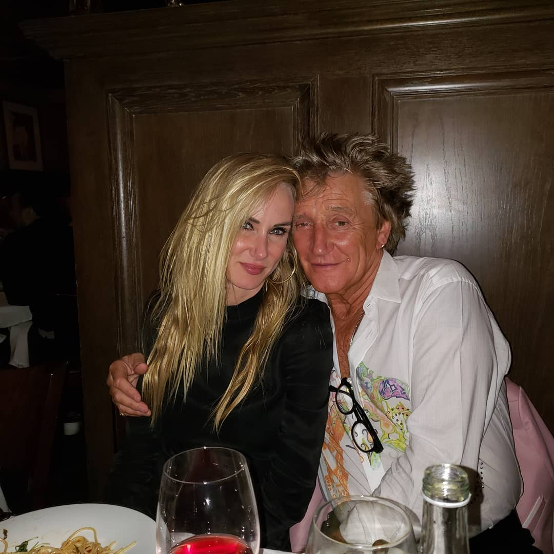 """<p>Having sold 100 million records worldwide, married and divorced a supermodel and upheld the same shaggy 'do for over 40 years, Rod Stewart is the quintessential rock god.<br /> <br /> However, no music legend is complete without a genetically-blessed offspring.<br /> <br /> Case in point, the Do Ya Think I'm Sexy's eldest daughter Kimberly. The pair made a rare public appearance together last night in Los Angeles, where they stepped out to celebrate the mother-of-one's birthday.<br /> <br /> Having almost reached 40, Kimberly's days as a <a href=""""https://style.nine.com.au/2018/04/10/14/11/paris-hilton-nicole-richie-fashion-simple-life"""" target=""""_blank"""" title=""""tabloidstaple alongside Paris Hilton and Nicole Richie """" draggable=""""false"""">tabloid staple alongside Paris Hilton and Nicole Richie </a>in the early '000s appears to be a thing of the past.</p> <p>The former model is now a mother to seven-year-old Delilah and has dabbled in acting and fashion design.<br /> <br /> """"I honestly never, ever thought that I could love anything as much as I love her. I had her at the right time. I got all the partying out of my system and I just wanted to be with her,"""" Stewart told <em><a href=""""https://www.hellomagazine.com/celebrities/2015081026617/kimberly-stewart-talks-delilah-new-show-exclusive/"""" target=""""_blank"""" title=""""Hello!"""" draggable=""""false"""">Hello!</a></em> Magazine.<br /> <br /> """"I've been a stay at home mother since she was born and I've loved every second.""""<br /> <br /> Stewart isn't the only rock royalty daughter who has inherited her good looks from her famous father.<br /> <br /> From Paul and Stella McCartney to<a href=""""https://style.nine.com.au/zoe-kravitz"""" target=""""_blank"""" title="""" Zoë and Lenny Kravitz,"""" draggable=""""false""""> Zoë and Lenny Kravitz,</a> we have rounded up some of the most iconic father-daughter duos of all time.</p>"""