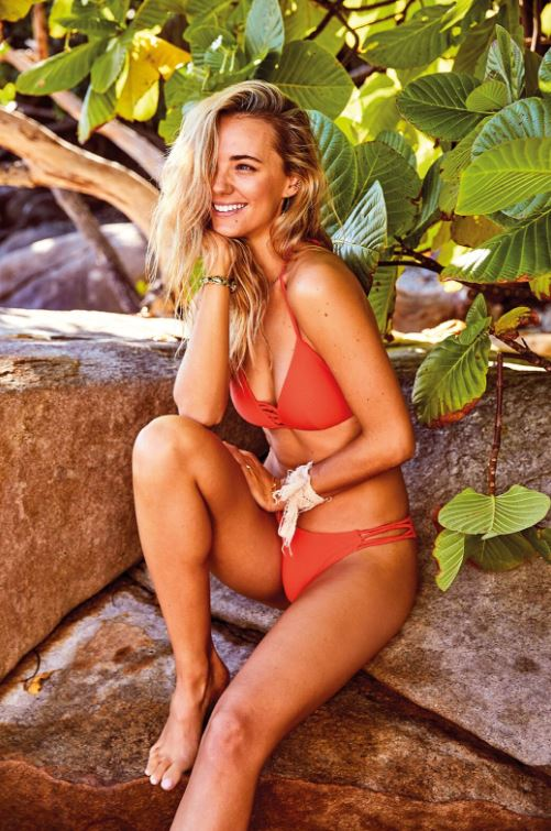 """<p>Tahnee Atkinson and Brooke Hogan are they latest Aussie models to front for <a href=""""https://style.nine.com.au/2017/10/24/09/14/elyse-knowles-in-lingerie-shoot-images-video-the-block-star-sizzles-hot-girl"""" target=""""_blank"""" title=""""Bras N Things'"""" draggable=""""false"""">Bras N Things'</a> new swimwear collection.</p> <p>Shot on Queensland's Fitzroy Island, the sun kissed duo show off the new range from the <a href=""""https://style.nine.com.au/2018/08/06/10/32/bras-n-things-lingerie-samantha-jade"""" target=""""_blank"""" title=""""iconiclingerie brand"""" draggable=""""false"""">iconic lingerie brand</a>, with swimsuits and bikinis to suit every  shape and style.</p> <p>Taking their knowledge from the bedroom to the beach and aiming to marry style and comfort, the Blue Ruby and Vamp ranges boast hidden features such as underwire, figure shaping fabrics, full coverage and one style including the label's popular Body Bliss cup for extra support.</p> <p>""""Our expert design team are always refining our collections for comfort and fit, and this season they have really focused on support - including styles that go up to an E cup and shaping fabrics which will make every woman feel her best when she steps out in our swimwear,"""" tells Francesca Anderson, General Manager of Product, Bras N Things.</p> <p>""""All key summer trends are featured in this collection, including fun frills, cut out details and strapping. It's one of our hottest, fashion forward swimwear collections ever.""""</p> <p>Click through to take a look at the collection. </p>"""