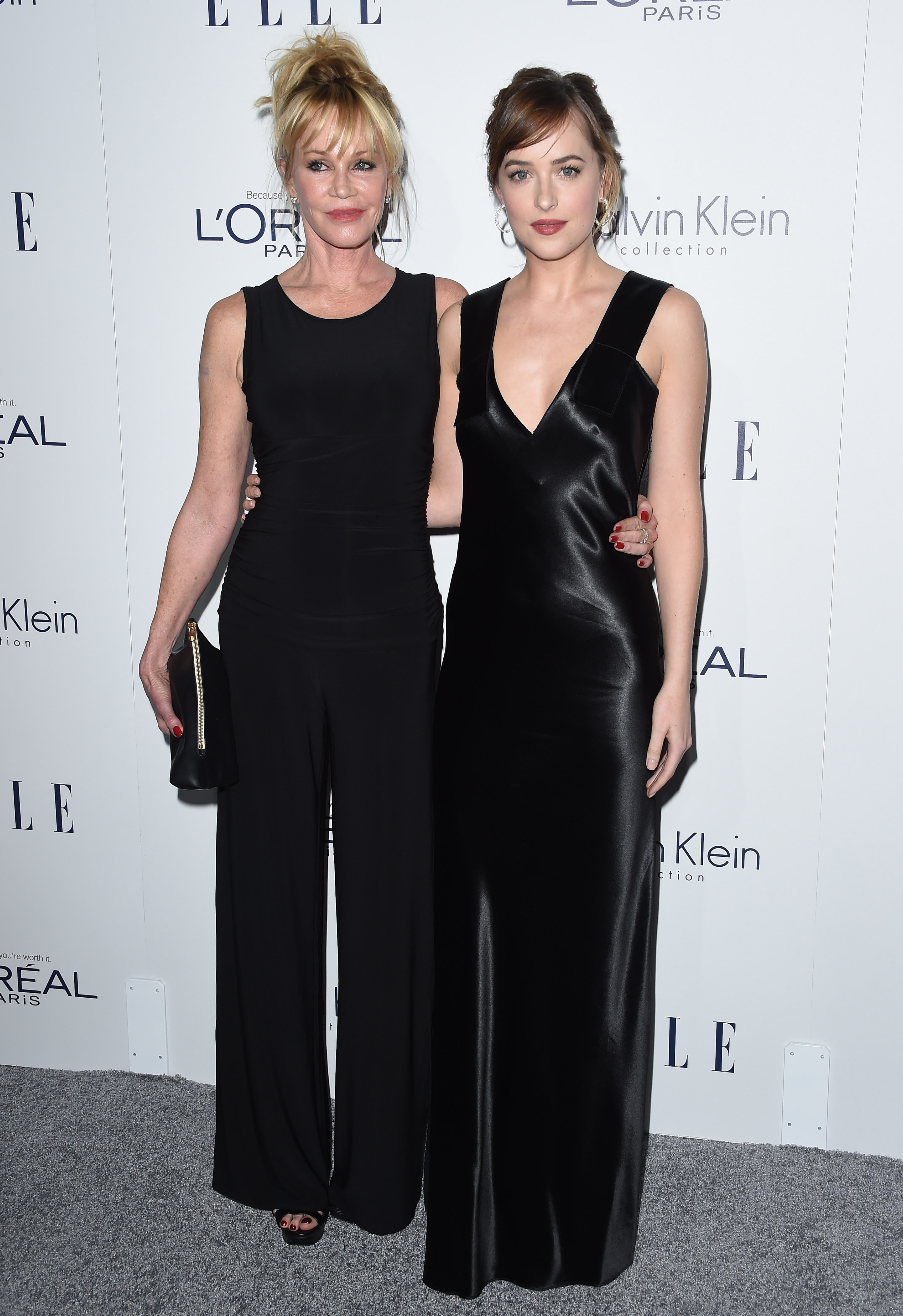 """<p><a href=""""https://style.nine.com.au/2018/08/30/10/34/venice-film-festival-fashion"""" target=""""_blank"""" title=""""Dakota Johnson"""" draggable=""""false"""">Dakota Johnson</a> has been the style standout at this week's Venice Film Festival.</p> <p>In what may be the 28 year-old's real standout moment, the<em>Fifty Shades</em> star embodied all things 'Old Hollywood' as she matched thered carpetin a strapless silk Christian Dior Haute Couture dress. Johnson paired the gown with red Jimmy Choo heels and Messika Paris jewelry.</p> <p>Earlier in the day, the actress arrived by boat pulling out all the stops in a white strapless lace gown, also by Dior.</p> <p>The prestigious festival isn't the only time the <a href=""""https://style.nine.com.au/2017/04/06/11/11/melanie-griffith-plastic-surgery"""" target=""""_blank"""" title=""""daughter of Melanie Griffiths"""" draggable=""""false"""">daughterof Melanie Griffith</a>and DonJohnson has shone on the red carpet. </p> <p>From her tailored Dior off-the-shoulder jumpsuit at last year's Paris Fashion Week, to the show-stopping floor-length Gucci dress she wore to this year's Golden Globe Awards, the actress always hits the mark.</p> <p>Click through to see all the times Dakota Johnson has wowed us.</p>"""