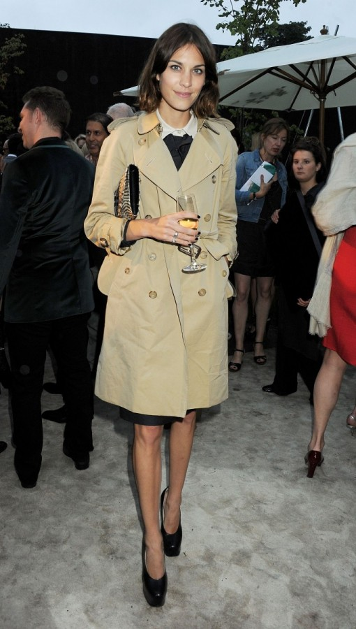 <p>Big news from Burberry today, with the luxury house announcing that it will expand its trench collection to include two new shades: Parade red and navy. </p><p>The Burberry trench has long been a staple of everyone from Alexa Chung to Karlie Kloss, so click ahead for ideas on how to style your own.</p><p><em>All images courtesy of Burberry.</em></p><p></p>