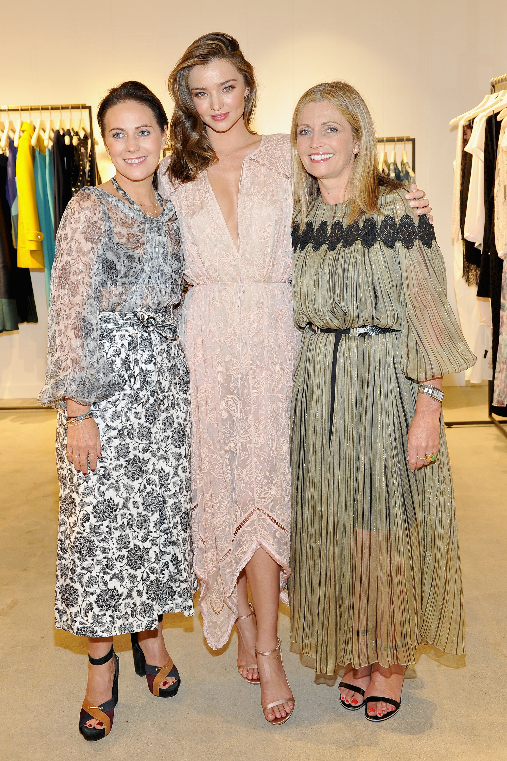 <p>Nicky and Simone Zimmermann celebrated the opening of the Zimmermann Melrose Place Flagship Store today in Los Angeles, California. Not only that, but a few familiar faces from home came along to help mark the milestone.</p>