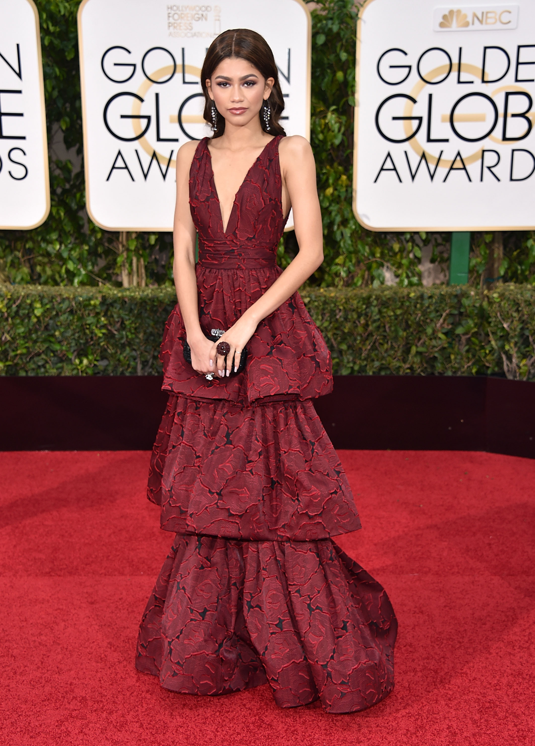 <p>Actress and musician Zendaya has been named the latest face of Covergirl, news that will come  as no surprise to anyone who's had their eye on the red carpet. </p><p>We revisit the boundary-pushing style chameleon's best looks, from her elegant red carpet gowns to the sculptural Fausto Puglisi dress that stole the show at the 2015 Met Gala.</p>