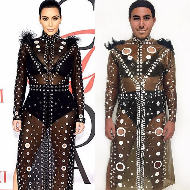 "<p>Mina Gerges is living proof that one man's trash is another's Met Gala gown. The 20-year-old student from Ontario became an Instagram phenomenon after he began recreating the designer ensembles of celebrities from garbage and found items - with glorious results. ""People felt inclined to judge me or make fun of me because I was doing something different,"" said Serges. ""I realized from there that I was going to keep doing these pictures to push the agenda on gendered expectations that police us into acting or dressing a certain way in order to fit in.""<br /><br /></p><p>We've rounded up his most impressive looks here. </p>"