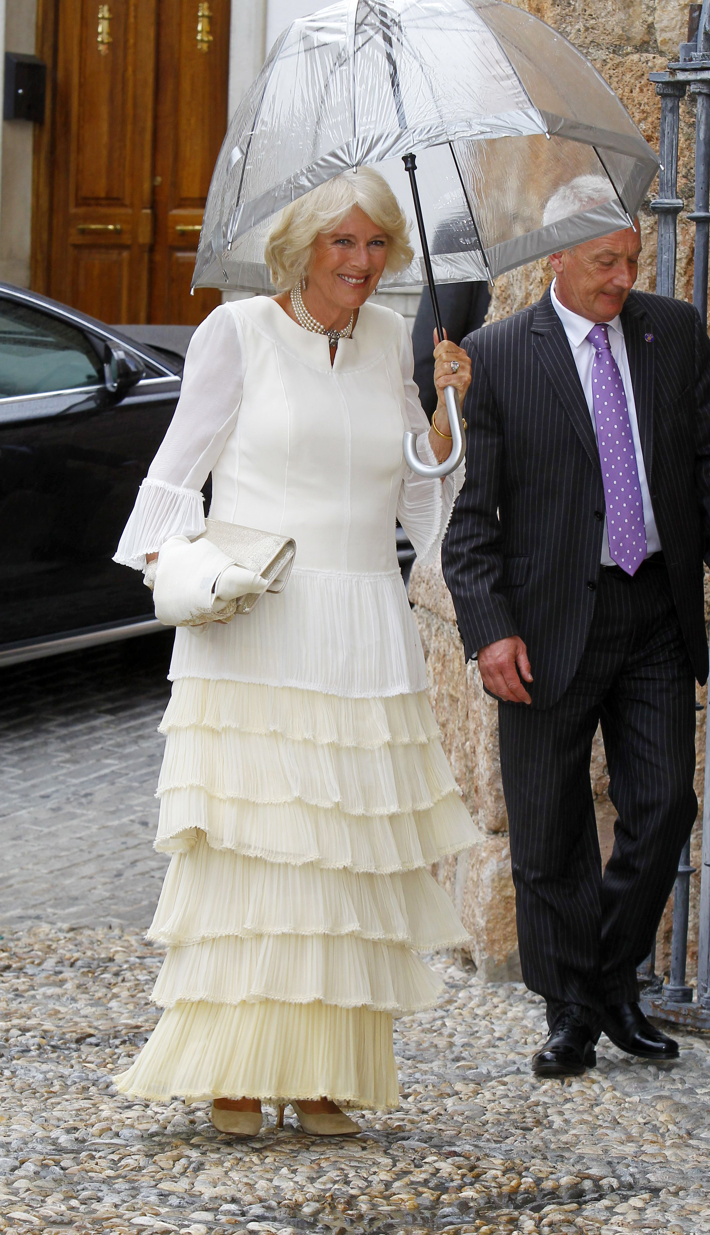 Inside The Wedding Of Lady Charlotte Wellesley 9style