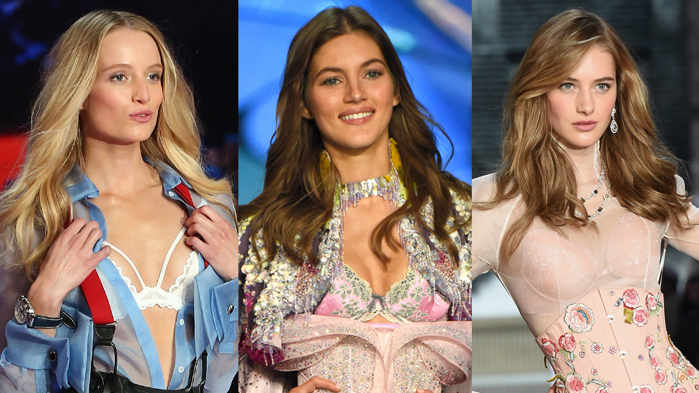 How to get that Victoria's Secret glow