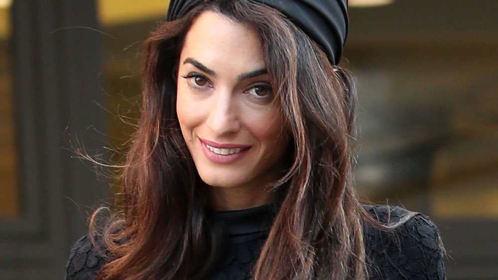 Amal Clooney cancels scheduled appearances at Australian conferences