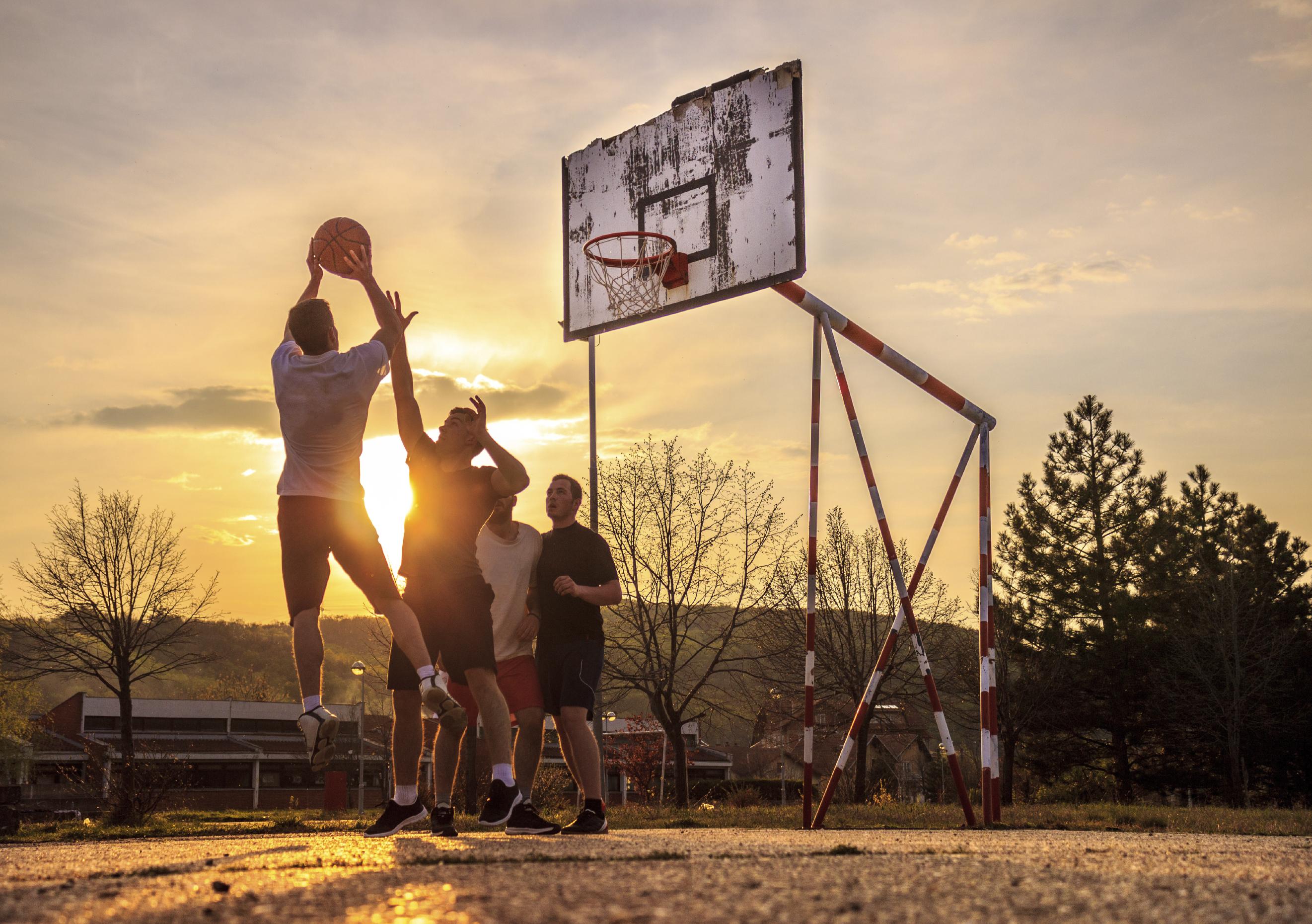 <strong>Basketball</strong>