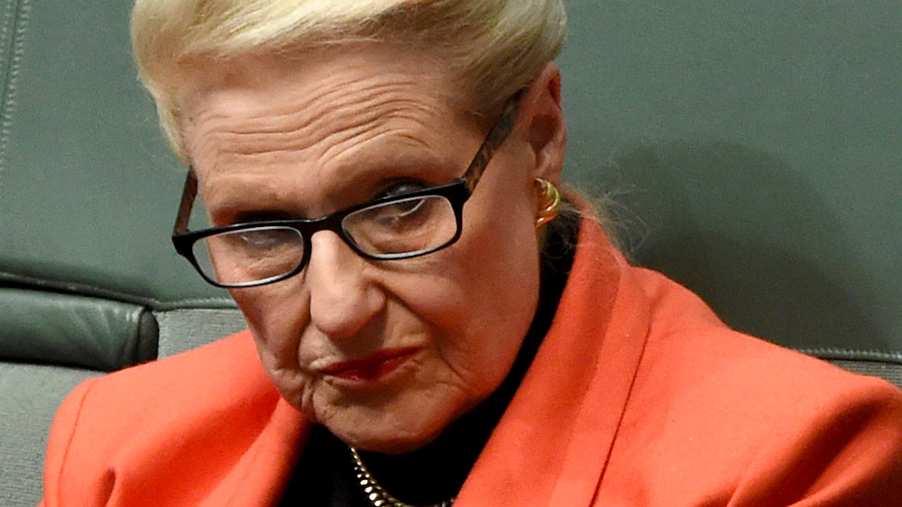 Tony Abbott's office told Bronwyn Bishop not to give helicopter apology, book says