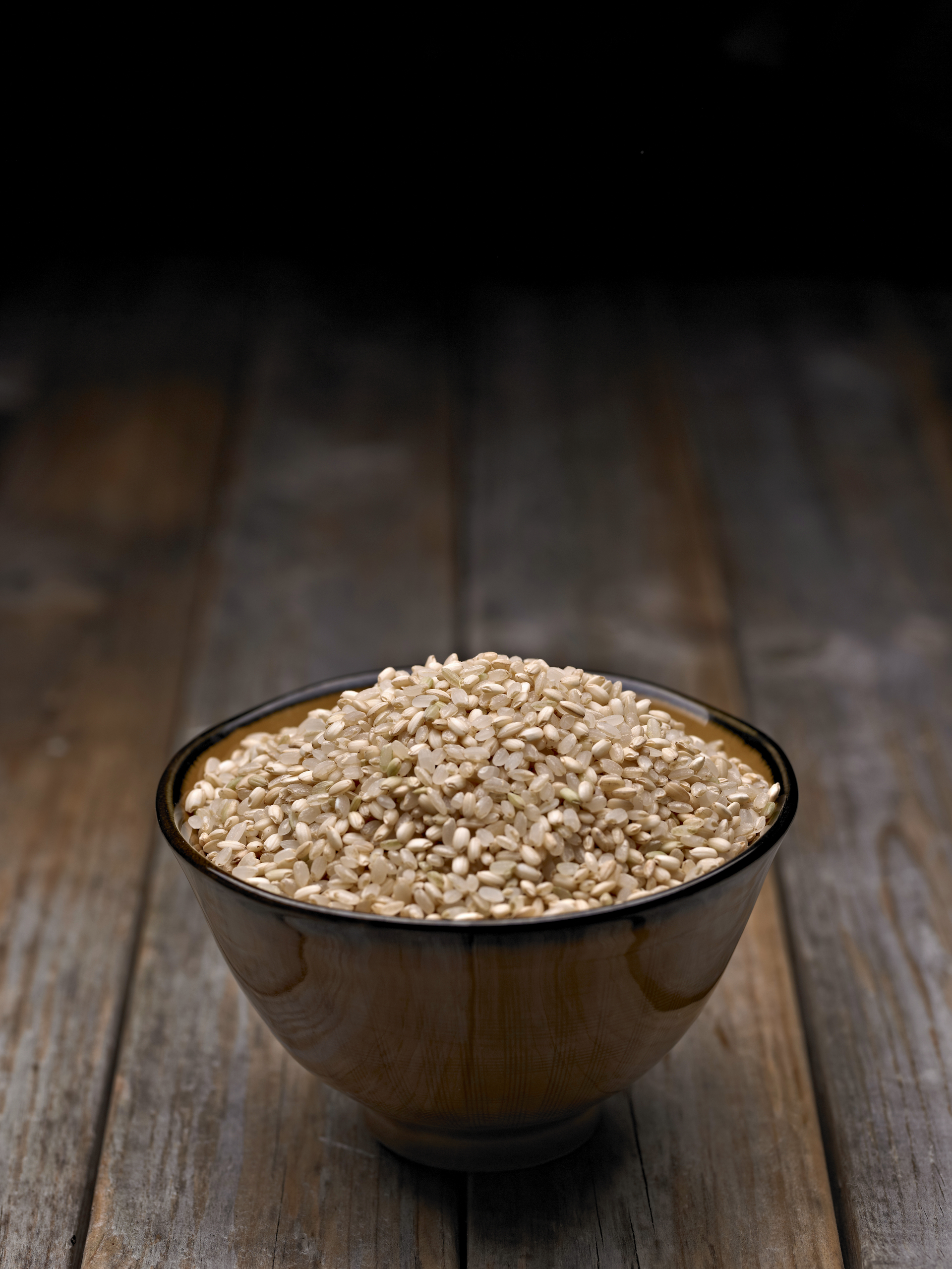 <strong>Brown rice</strong>