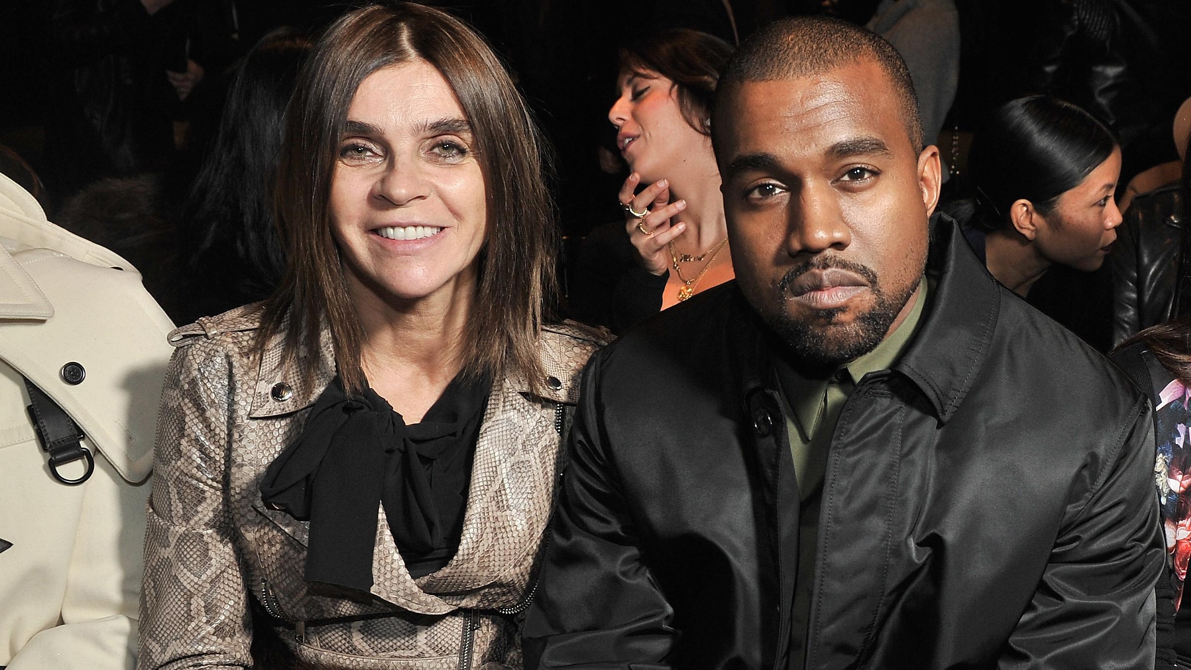 Kanye West's Yeezy 3 fashion shoutouts