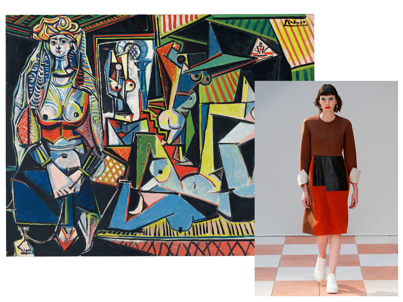<p>Art history dressing has never felt so on point. From the femme fatales of the Pre-Raphaelites to the muses of Cubism, we present our sartorial homage to the old masters and their women. <br><br>Cubism</p>