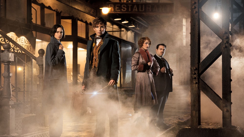 1. Fantastic Beasts and Where to Find Them
