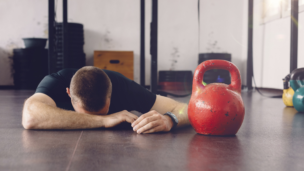 Why you sometimes feel sick after exercise 9coach thecheapjerseys Image collections