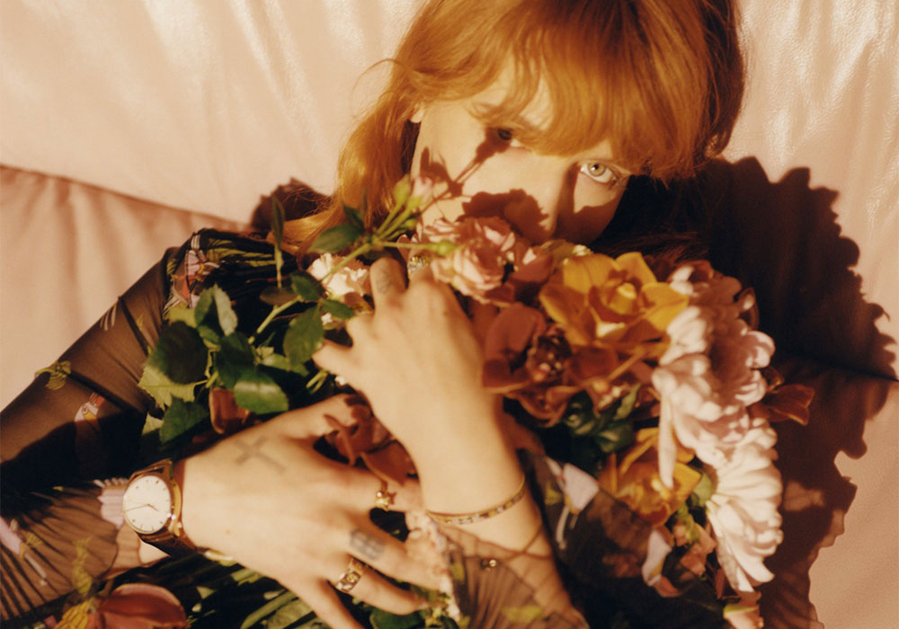 Florence Welch finds spiritual home at Gucci