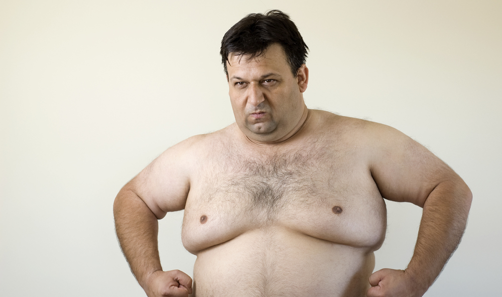 Excersie methods to lose man boobs