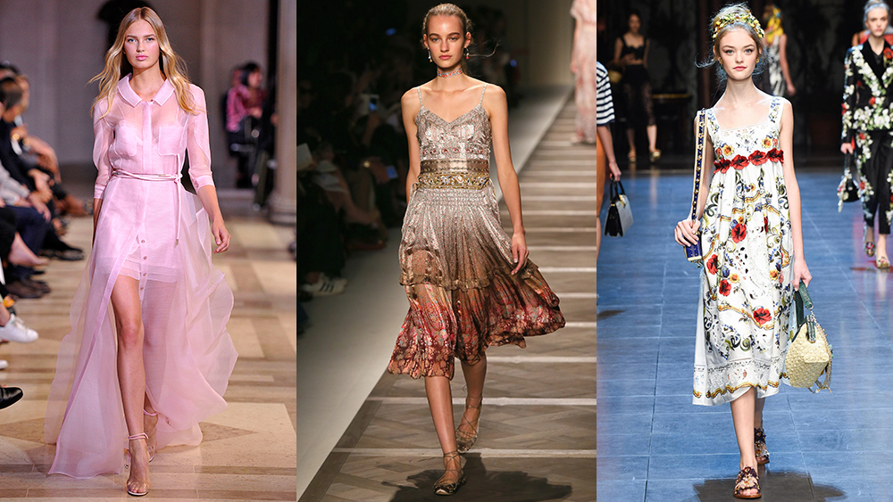Best-selling pieces from the ss16 runways