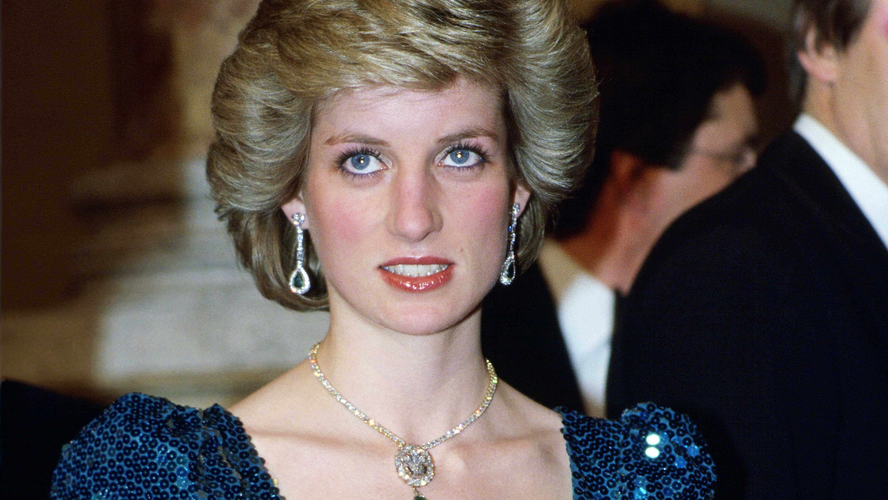 You can now buy one of Princess Diana's evening dresses