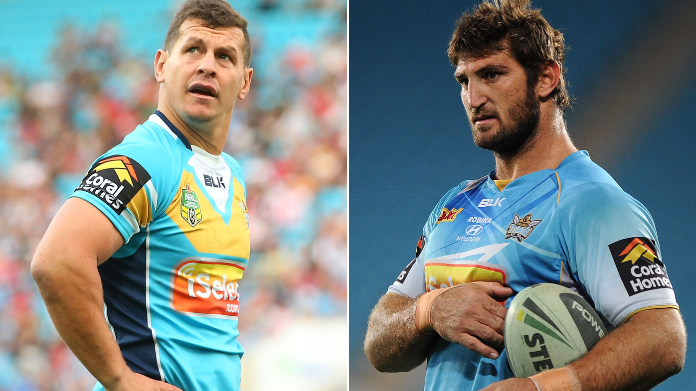 Greg Bird and Dave Taylor's careers could be over. (Getty)