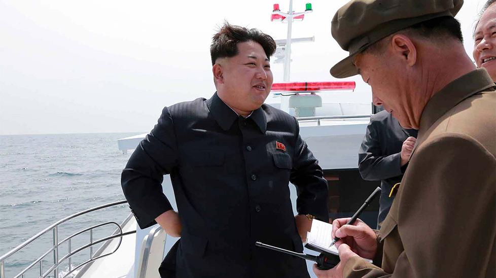 Kim Jong Un hints that North Korea has H-bomb capability