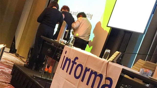 Disabled people 'actively excluded' from conference where wheelchair speaker had to be carried onstage