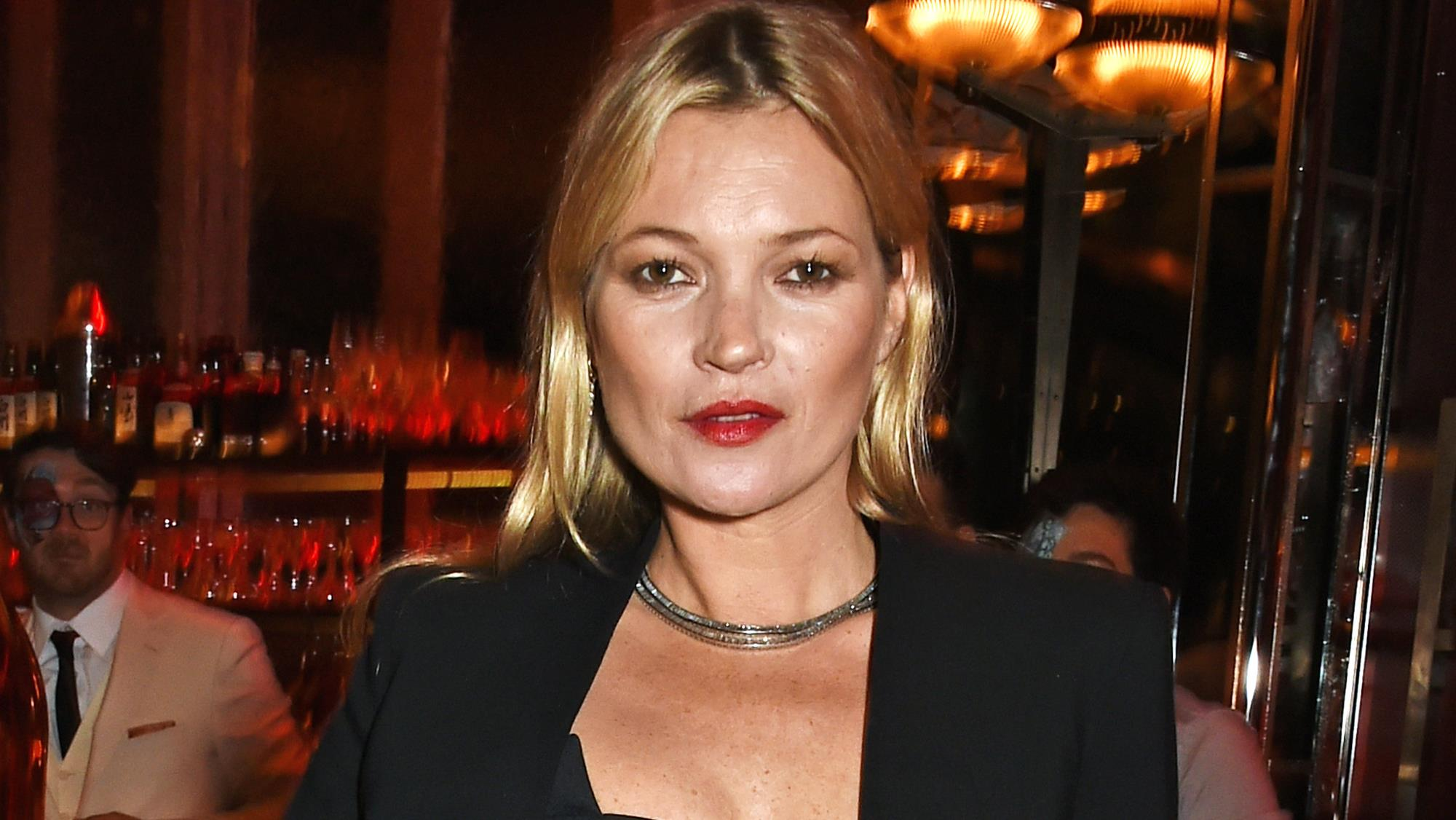 Kate Moss' David Bowie tribute party was better than yours