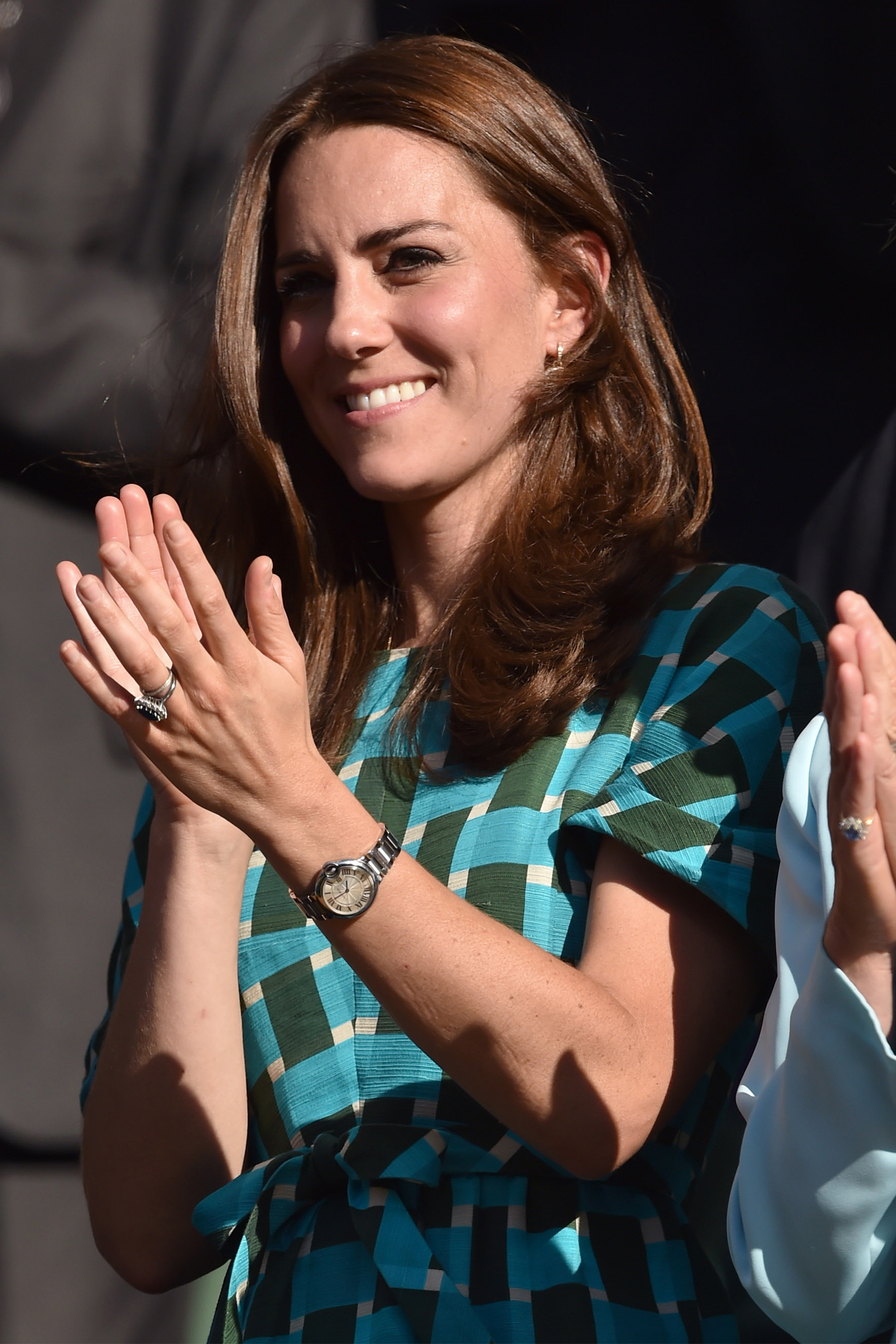 Like the Duchess of Cambridge's courtside style? You can expect a whole lot more of it now that the royal is taking over from the Queen as the patron of the All England Lawn Tennis & Croquet Club, which hosts Wimbledon. <br><br>The appointment has been made because the Queen wishes to lighten her workload ahead of her 90th birthday. An avid tennis fan, Kate is a regular in the royal box, which she never fails to enter without her trademark blowdry. <br><br>To celebrate, we've rounded up her best Wimbledon hits.