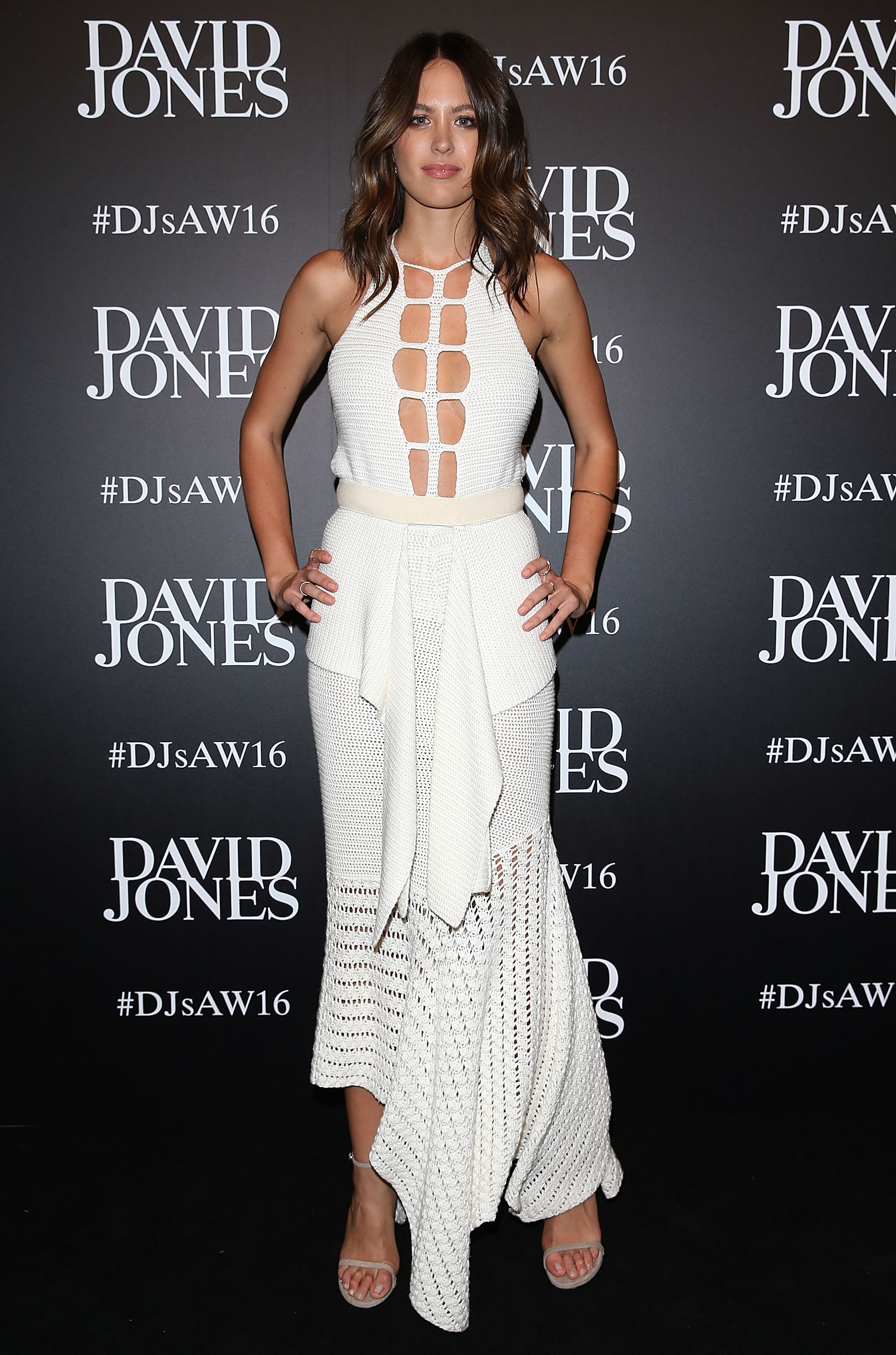 Australia's style set hit David Jones Sydney store for the launch of the autumn/winter season. Click through to see who gets your best dressed.