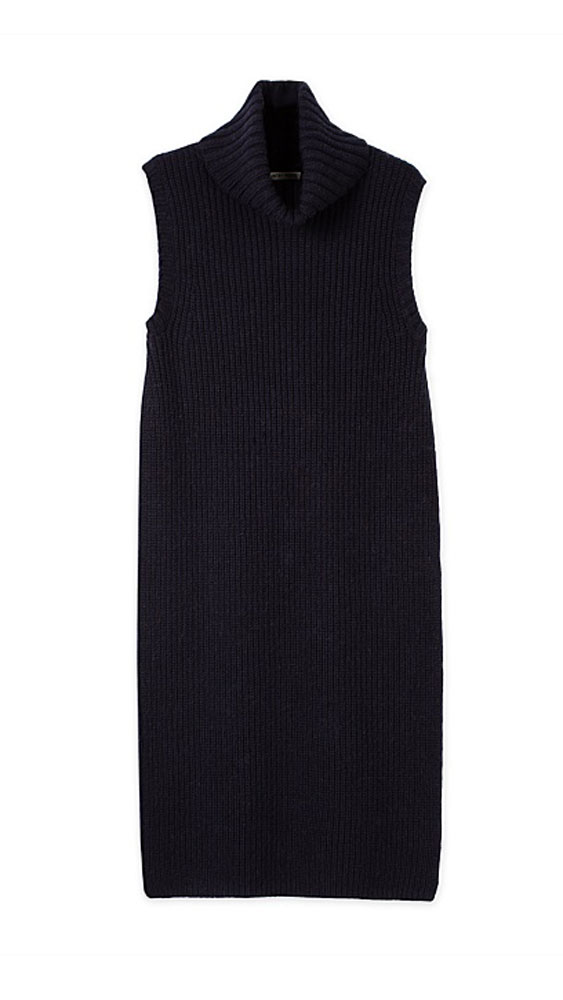 """<a href="""" http://www.countryroad.com.au/Product/60176317 """">Sleeveless Roll Neck Tunic, $149, Country Road</a>"""