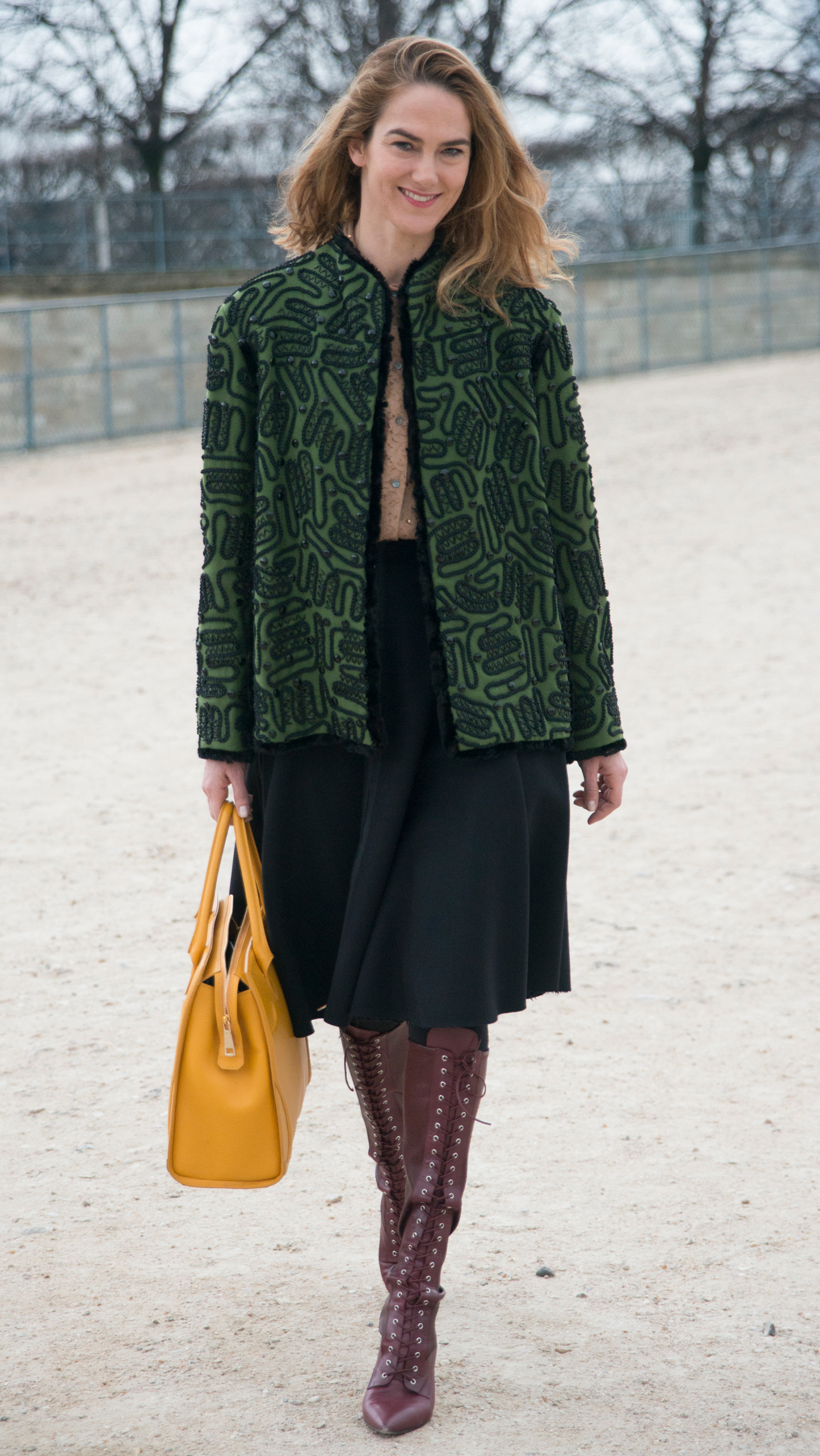 <p>This season's hue du jour is darker than emerald and moodier than khaki, a bottle-and-petrol hybrid that manifests in timeless pieces with a hint of street cred. Wear with other, complementary greens, or contrast with neutral tones. Click through for our edit of the best pieces to shop now.</p>