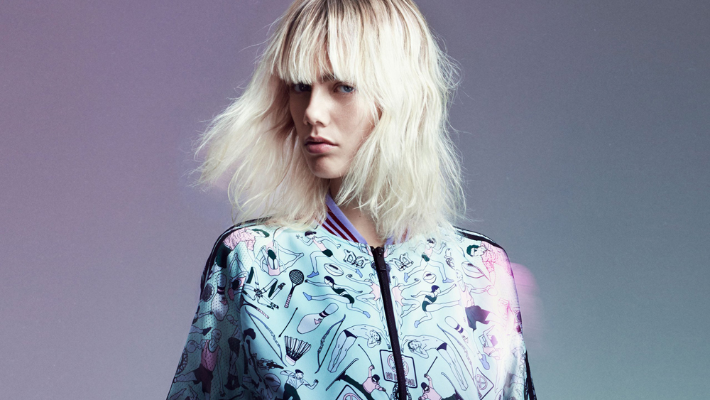 Mary Katrantzou x adidas Originals is almost too good to sweat in