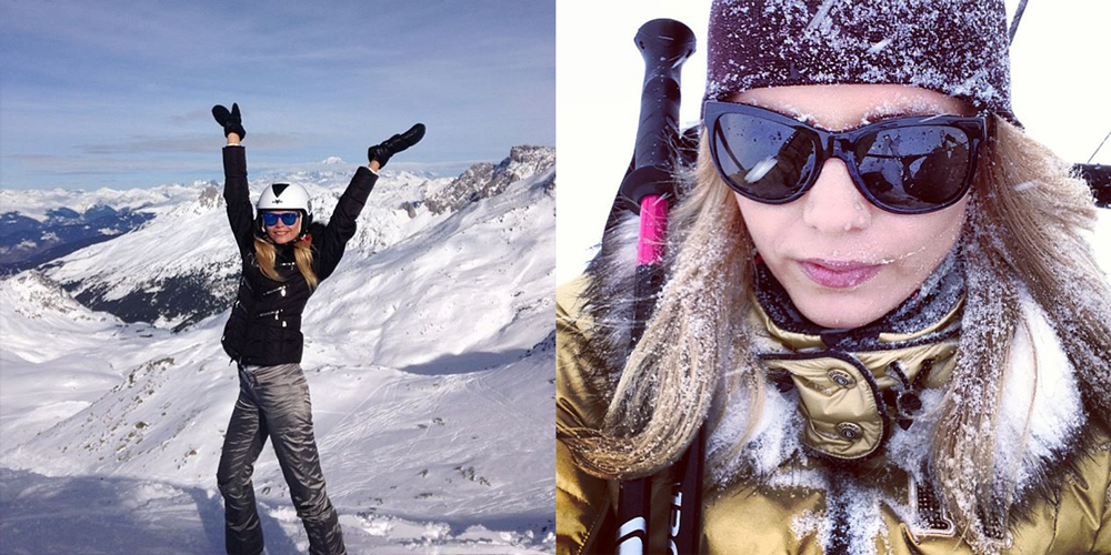 <p>Stay stylish in the snow with these ski-ready pieces; perfect for channeling eternal ski muse, Natasha Poly.</p>