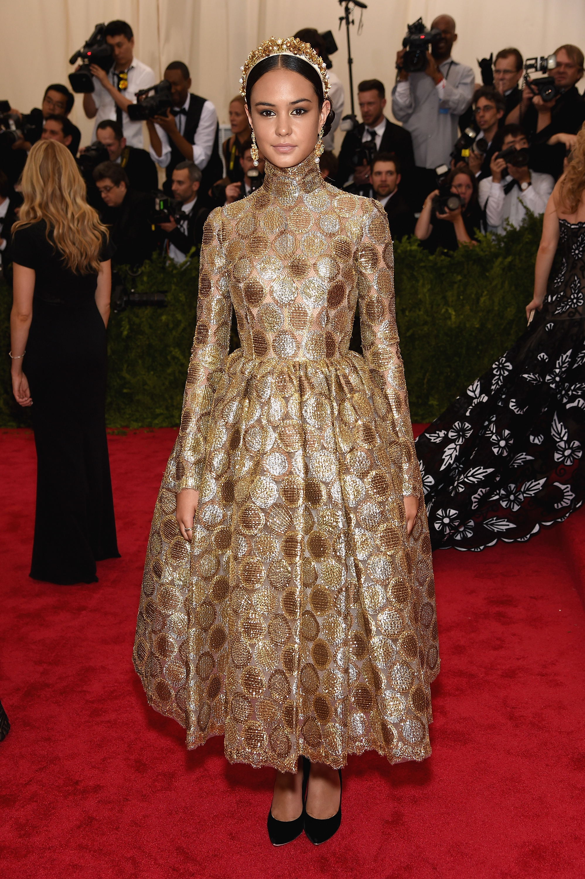 <p>Since nabbing a debut role in 'Mad Max: Fury Road', 19-year-old Courtney Eaton has been on a red carpet roll with luxury houses like Chanel, Dolce & Gabbana and Louis Vutton falling over themselves to dress her.As a former model with an eye for style, it's little wonder the Bunbury native has become a fashion darling. Check out her best looks here.</p>