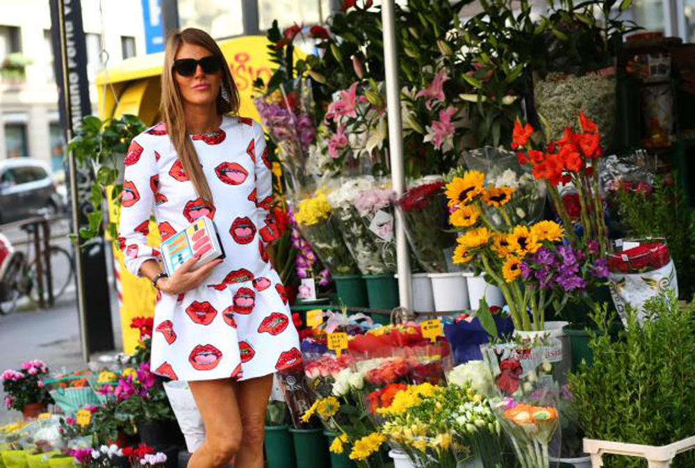 <p>Clothes and accessories that know the importance of a bold, red lip and a lashing of mascara.</p>