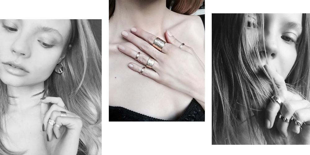 Magdalena Frackowiak's cult-worthy new jewellery line