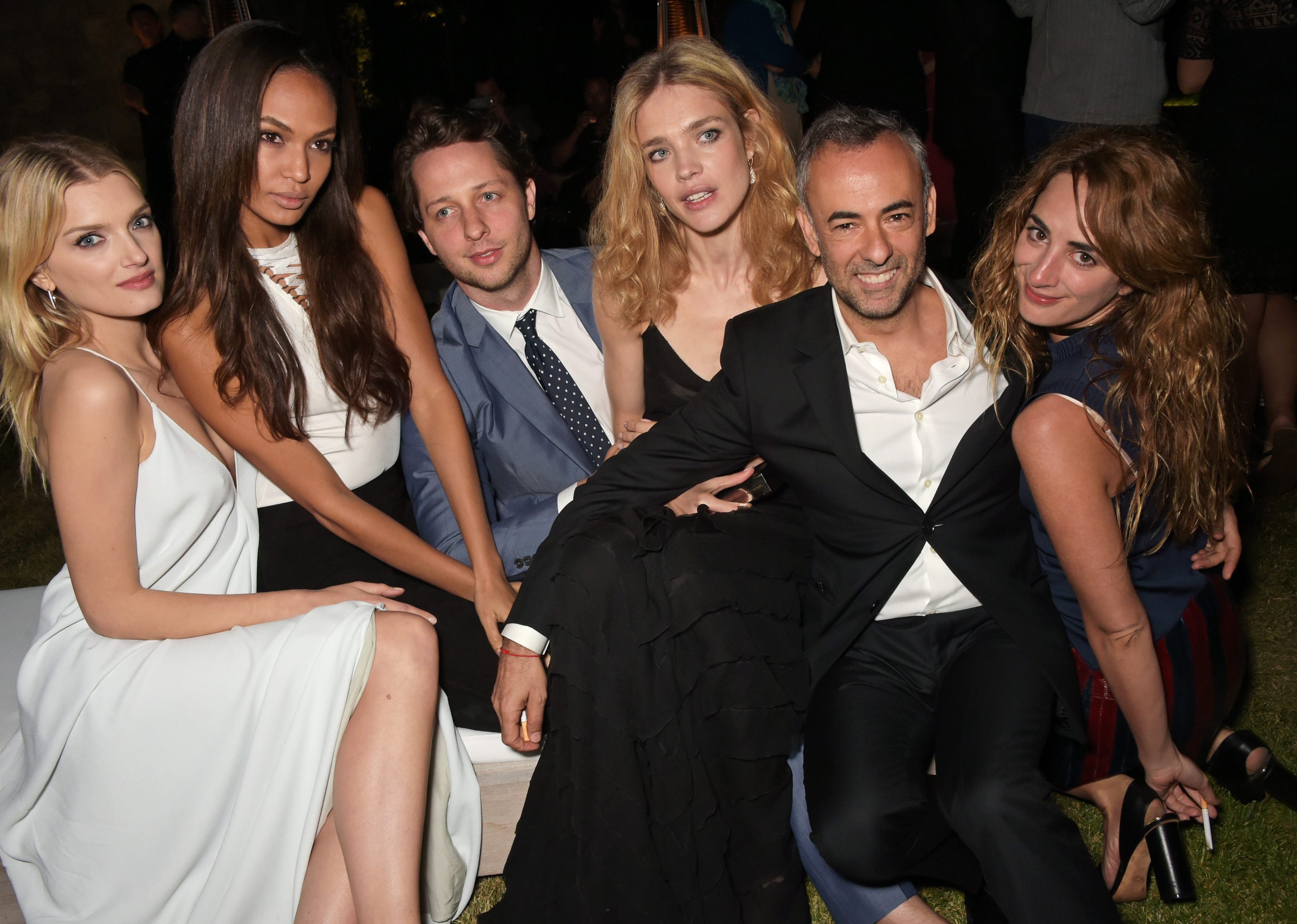 <p>A night of supermodels, selfies and amazing dresses as Calvin Klein celebrates women in film at the Cannes Film Festival.<br><br></p><br><div> </div>