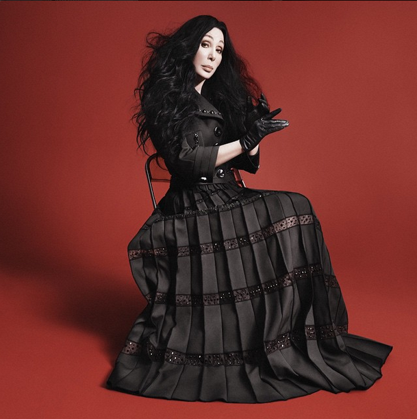 """<p>When Marc Jacobs walked into the Met Gala with Cher on his arm, we should have known something was up. It all became clear yesterday, when the designer uploaded a photo of the legendary star to his Instagram account with the words, """"The first face of our Fall 15 campaign"""". </p>"""