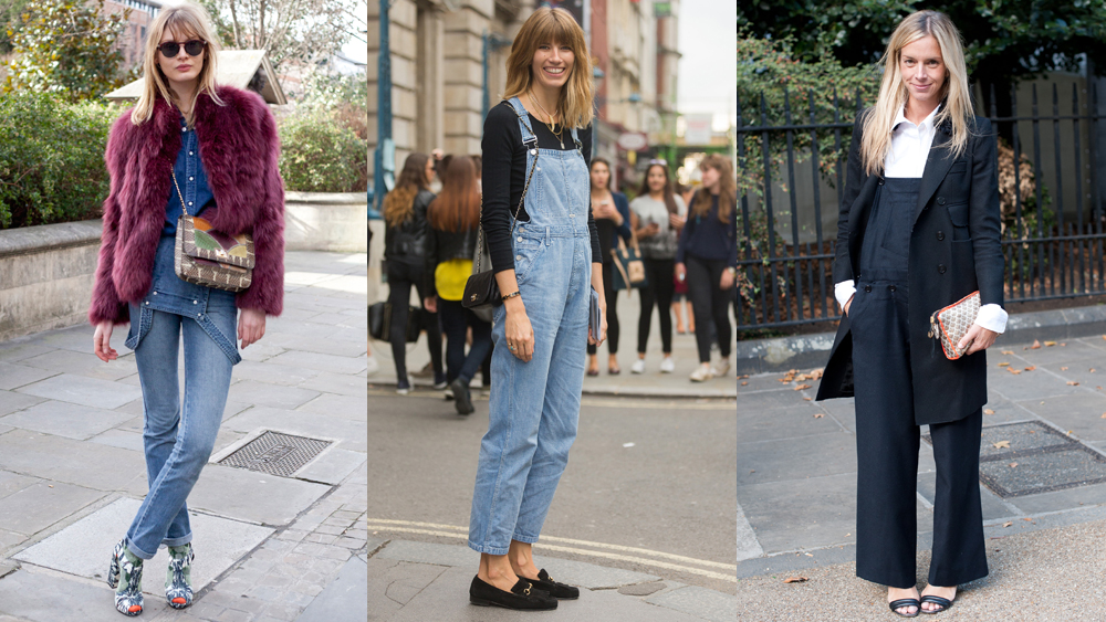 <p>Don't just reach for jeans this season; overalls are the wardrobe saviour you've been waiting for. Layer up for warmth or team them with a tailored blazer and statement boots for a more polished look. Honey has rounded up 12 styles you can wear all winter without having to endure a single farmer quip. </p>
