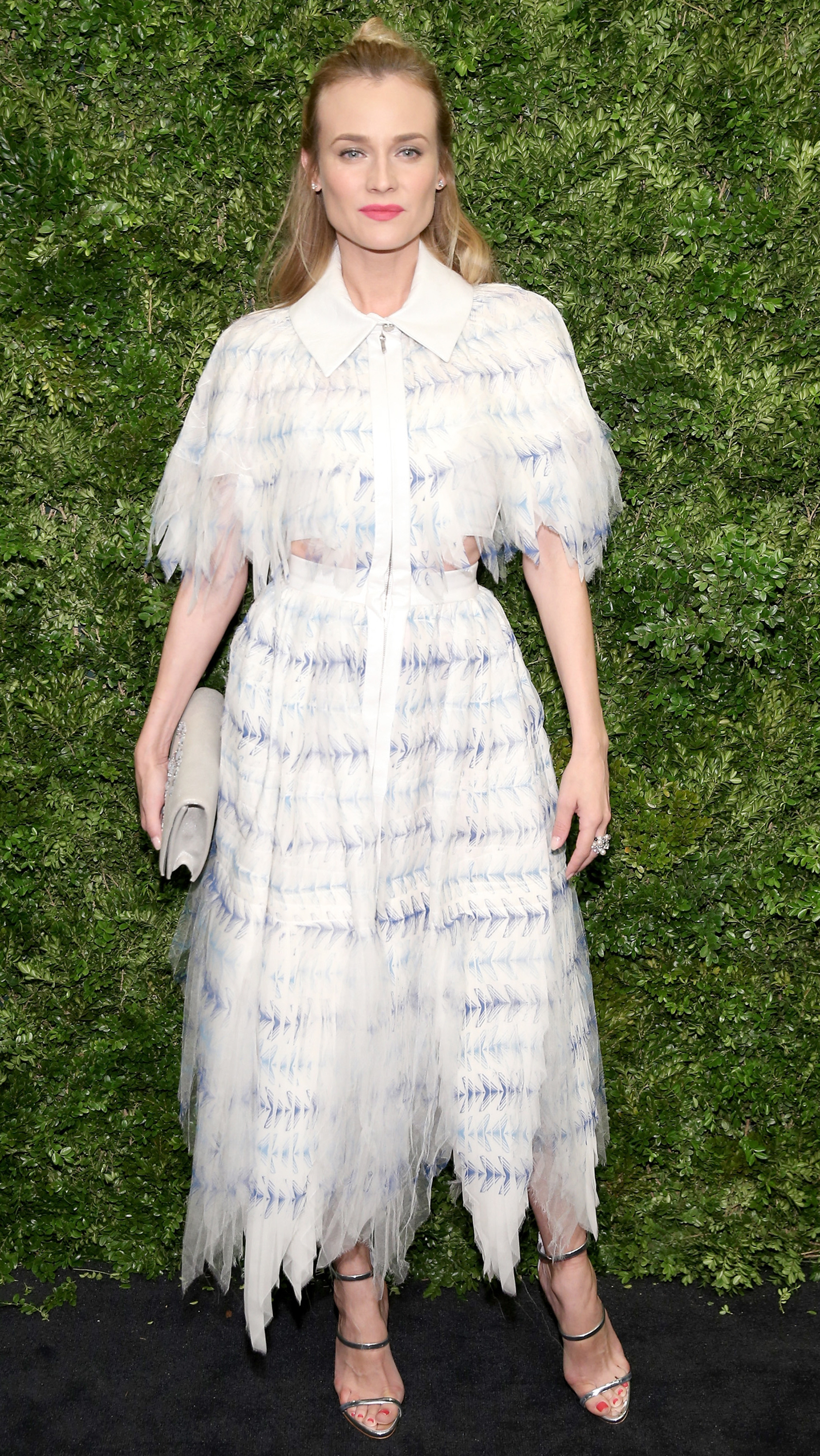 """Last night at the Museum of Modern Art's 8th Annual Film Benefit presented by Chanel, the New York institution honoured Cate Blanchett, who it described as """"A woman who embodies the greatest traditions of screen acting while fiercely embracing innovation and risk."""" A mostly Chanel-clad crowd turned out to celebrate one of our most acclaimed (and chic) exports, including fellow Aussie Rose Byrne, <em>Carol </em>co-star Rooney Mara, and the ever-stylish Diane Kruger. Click through to see their looks."""